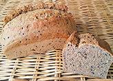 有機スペルト全粒粉100%の食パン