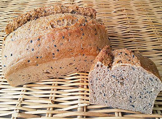 スペルト食パン