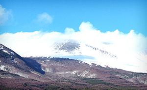 浅間山の写真